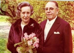 Rogler-Ehepaar